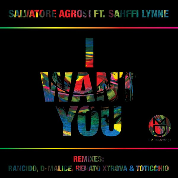 Salvatore Agrosi Feat Sahffi Lynne – I Want You